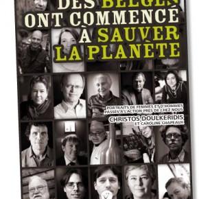 """""""Des Belges ont commencé à sauver la planete"""" en librairie"""