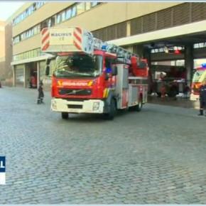 30 nouvelles recrues chez les pompiers Bruxellois