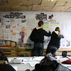 Le logement de transit au cœur de la réflexion des étudiants de La Cambre-Horta