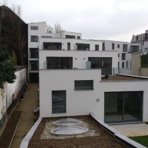 Inauguration de 35 nouveaux logements pour redynamiser le coeur d'Ixelles