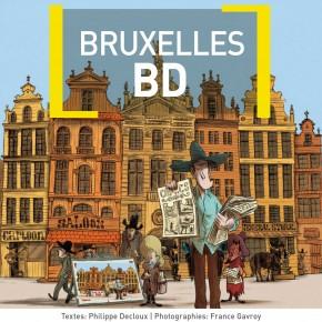 Découvrir Bruxelles à travers la BD