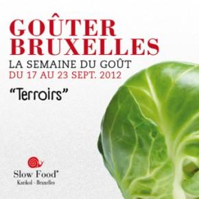"5e édition de ""Goûter Bruxelles"""