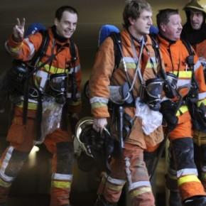 Sécurité civile: accord sur l'augmentation du nombre de pompiers