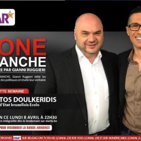 Mon interview sans langue de bois dans Zone Franche (StarTV)