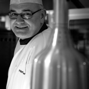 Philippe Renard a converti la cantine d'Ethias en restaurant bio pour le même prix