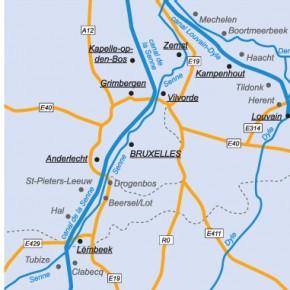 Brussels by water : ouverture de la saison de navigation touristique