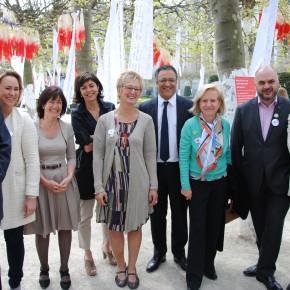 """Bruxelles, candidate au titre de """"Capitale Verte Européenne 2015"""""""