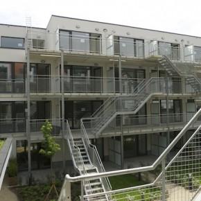 Inauguration de 38 logements à Evere : fruit d'une collaboration inédite entre le public et le privé