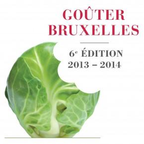"""Nouveau menu pour """"Goûter Bruxelles"""""""