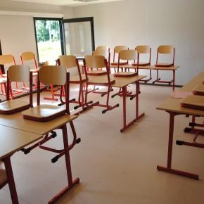 Places dans les écoles: 12 millions € indispensables pour éviter de retarder l'entrée à l'école