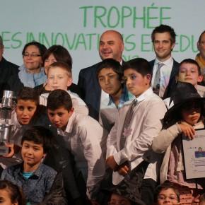 L'innovation dans nos écoles récompensée par Schola ULB