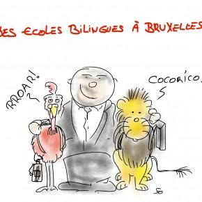 Il faut organiser un enseignement bilingue à Bruxelles