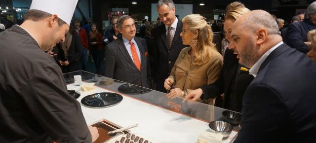 « Be Chocolate, Be Brussels » et « Chocolate pass » au Salon du Chocolat