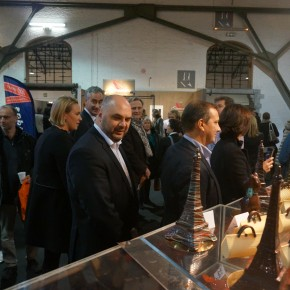 Le Salon du Chocolat à Bruxelles peut et doit devenir le plus grand rendez-vous international du chocolat