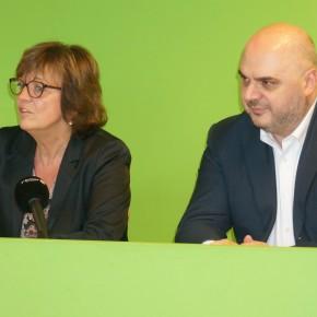 Isabelle Durant mettra son énergie au service de Bruxelles et de ses habitants
