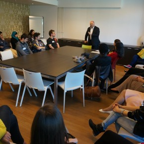 Dream Day : rencontre avec de futurs professionnels