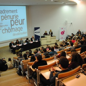 Le grand débat bruxellois des jeunes
