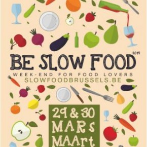 "BE SLOW FOOD 2014 : le premier salon pour les ""food lovers"" à Bruxelles"