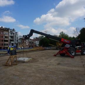 84 futurs logements sociaux passifs à Schaerbeek