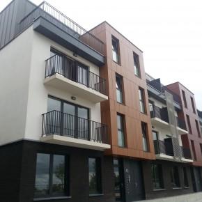 Inauguration de 58 nouveaux logements « basse énergie » à Haren