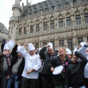Bruxelles, capitale du goût
