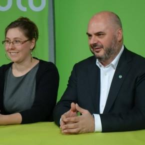 Avec Chloé Deltour, notre projet pour la co-présidence d'ECOLO