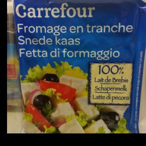 Voici comment Carrefour triche sur la feta en nous parlant en italien