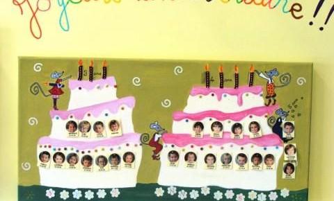 L'AFSCA, l'école et les gâteaux d'anniversaire: de quoi avaler de travers